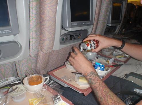 A trip from Birmingham to Dubai to Beijing