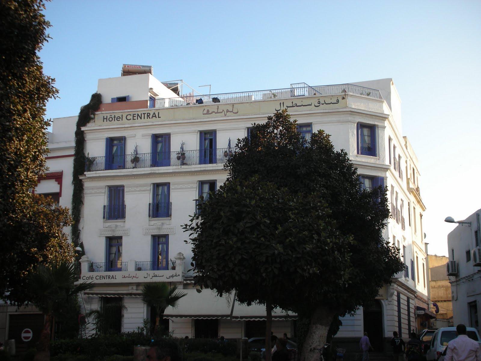 Hotel Central in Casablanca