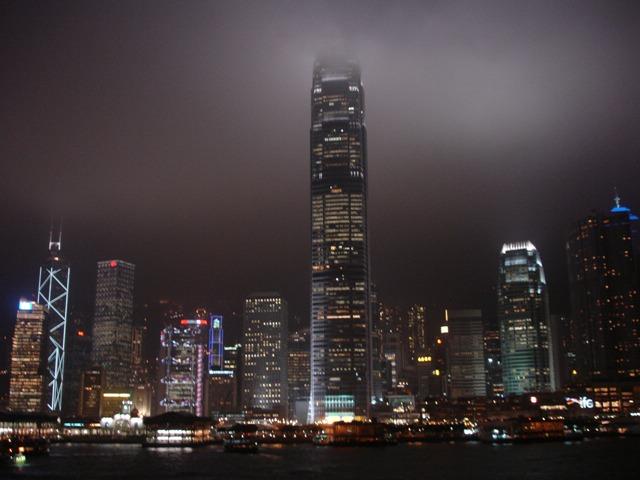 flights hong kong city