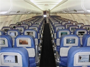 Flydubai FTTS Entertainment System