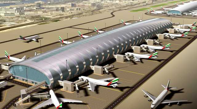 Flights from Dubai International Airport